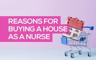 buying a house as a nurse