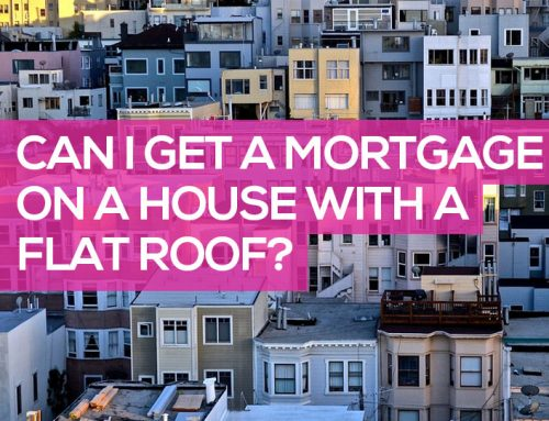 Can I Get a Mortgage on a House with a Flat Roof?
