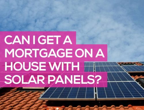 Can I Get a Mortgage on a House with Solar Panels?