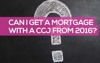 mortgage with ccj 2016