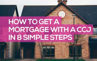 will a ccj stop me getting a mortgage