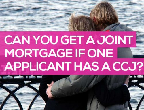 Can You Get a Joint Mortgage if One Has a CCJ?