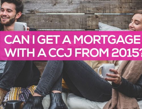 Can I Get a Mortgage with a CCJ from 2015?