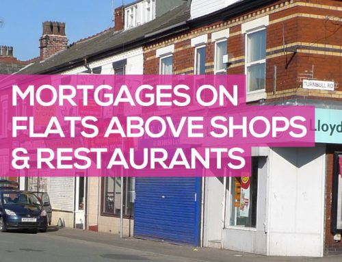 Can I Get a Mortgage on a Flat Above a Shop or Restaurant?