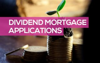 dividend mortgage application